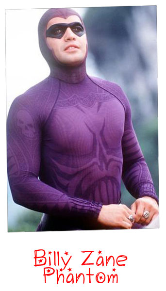 Billy Zane Phantom