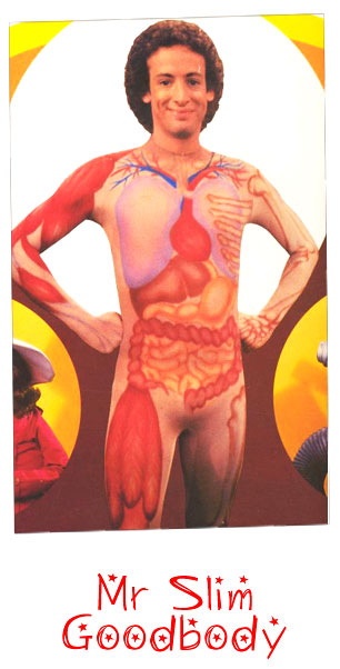 Mr Slim Goodbody