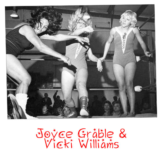 Joyce Grable Vicki Williams