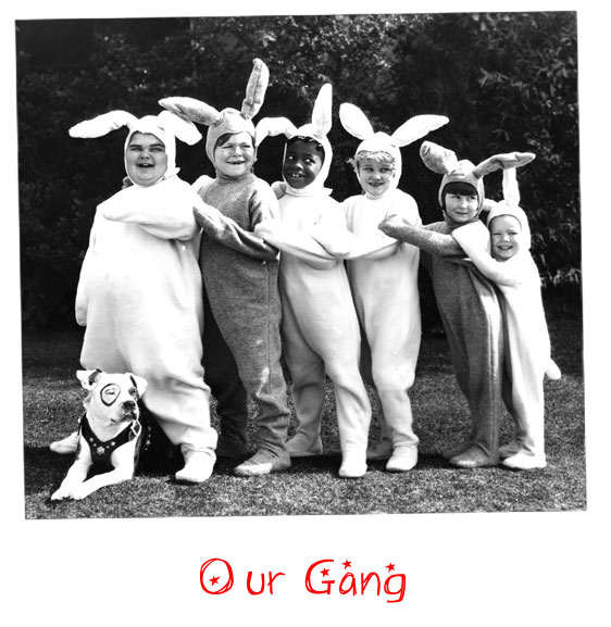 Our Gang The Little Rascals