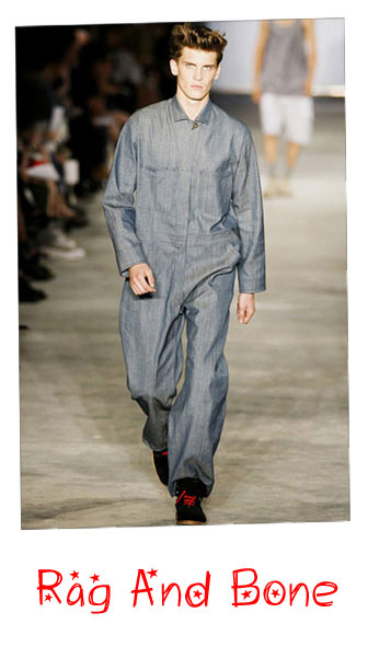 Rag And Bone mens jumpsuit